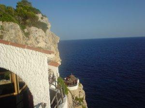 Cova d´en Xoroi - Alaior (Menorca)