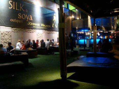 Terraza exterior - Silk&Soya Outspace