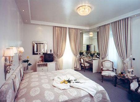 Habitación del Hotel Der Europaïsche Hof – Hotel Europa – Heidelberg (Alemania)
