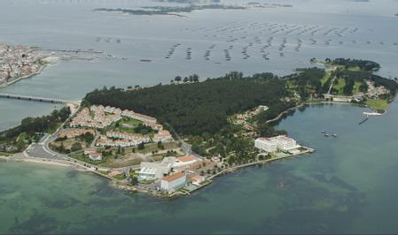 Isla de la Toja - Pontevreda