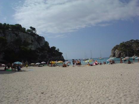 Playa Macarella