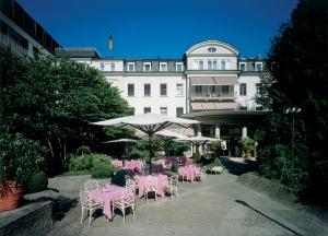 Hotel Der Europaïsche Hof - Hotel Europa - Heidelberg (Alemania)