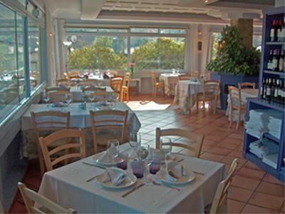 Restaurante Marusia - Oleiros (La Coruña) - Vista Comedor