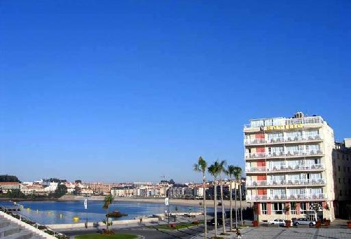 Vista del Hotel Restaurante Rotilio - Pontevedra