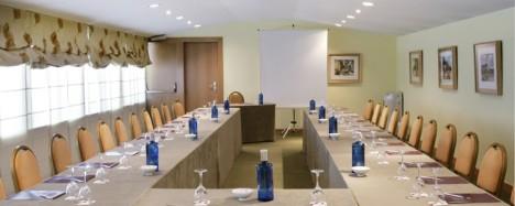 Hotel RafaelHoteles Ventas - Salón de eventos