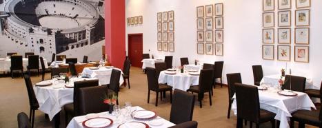 Hotel RafaelHoteles Ventas - Restaurante El Capote - Vista del comedor