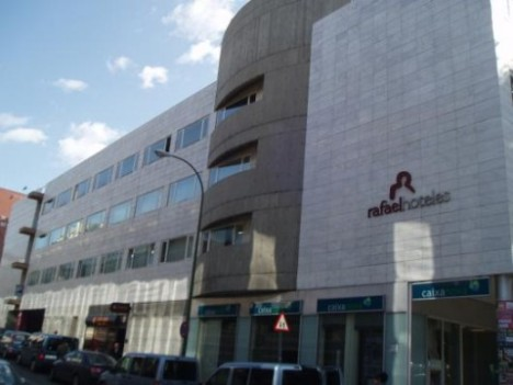 Hotel RafaelHoteles Ventas - Vista Exterior