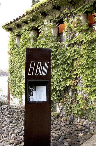 Restaurante El Bulli - Ferran Adriá