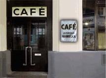 Hawelka Cafe