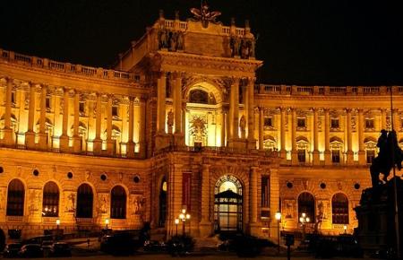 Hofburg - Viena