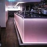Vista del bar principal