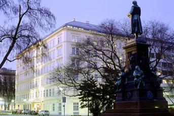 Hotel Le Meridien Vienna