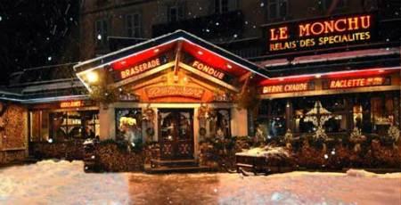 Restaurante Le Monchu