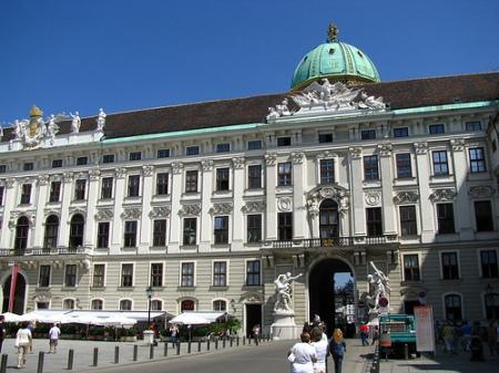Museum Quarter - Viena