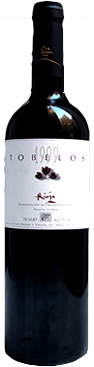 Botella Tobelos 2004