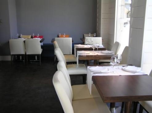 Restaurante Asia di Roma- Bilbao - Comedor Planta Baja