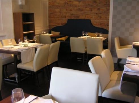 Restaurante Asia di Roma- Bilbao - Comedor Superior