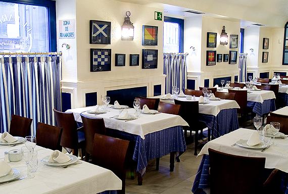 Restaurante El Barril - Madrid