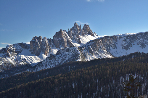 Las Cinco Torres de Cortina