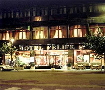 Exterior del hotel