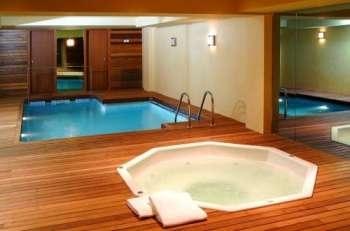Spa y piscina climatizada