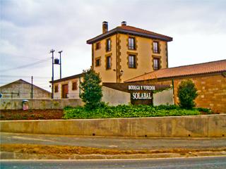 Bodegas Solabal - Edificio Principal