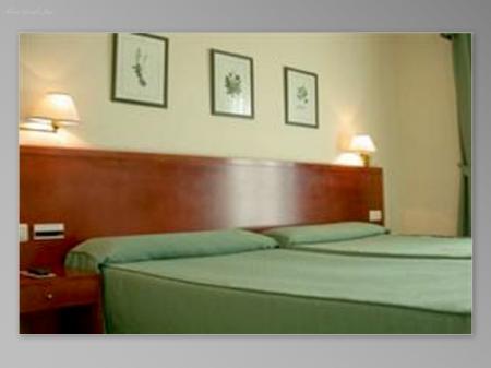 Hotel Bahía Bayona - Habitación